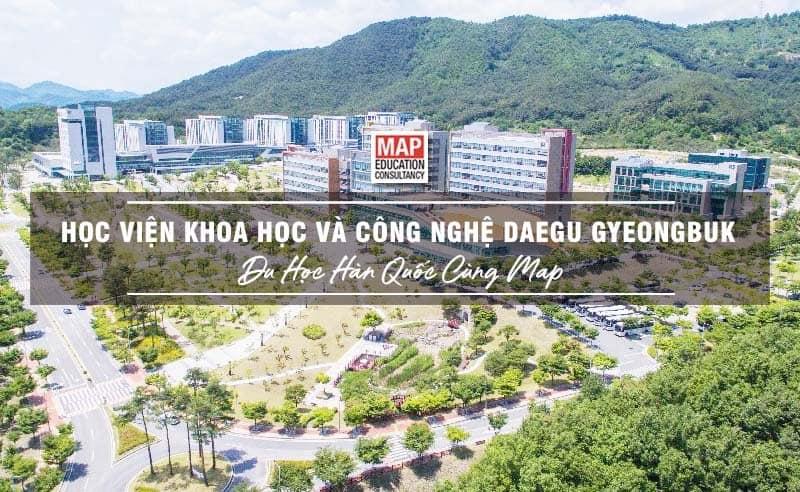 Học viện khoa học Công nghệ Daegu Gyeongbuk