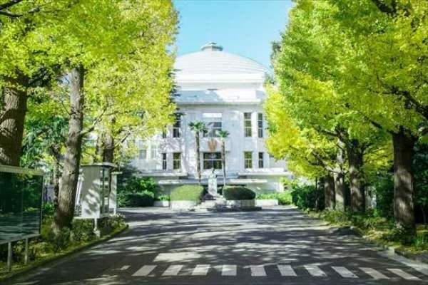 Hoshi University với lịch sử hình thành từ năm 1911