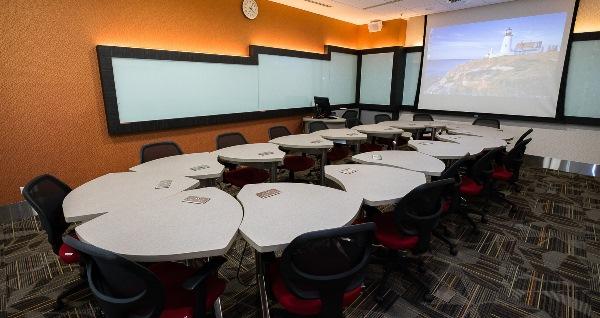Khu phòng học SMART