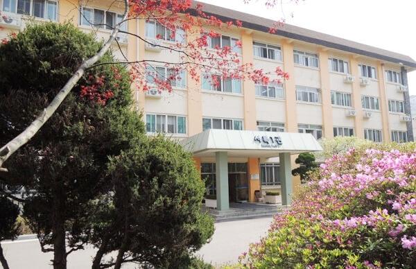 Ký túc xá nữ trường Sư phạm Quốc gia Seoul