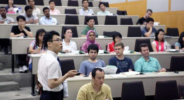 Sinh viên cần đáp ứng điều kiện nhập học