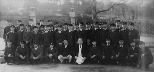 Sinh viên học tập tại Học viện Tamagawa - tiền thân của Tamagawa University