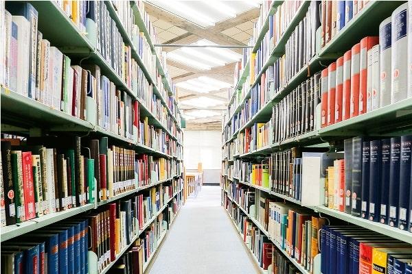 Thư viện tại đại học Nanzan