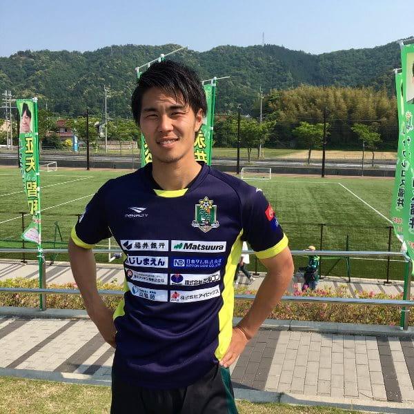 Cầu thủ bóng đá người Nhật Matsuo Atsushi