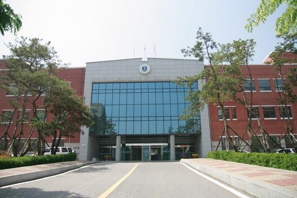 Cơ sở chính của Gyeongbuk Provincial College