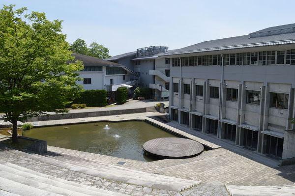 Cơ sở chính của đại học Kyoto Seika