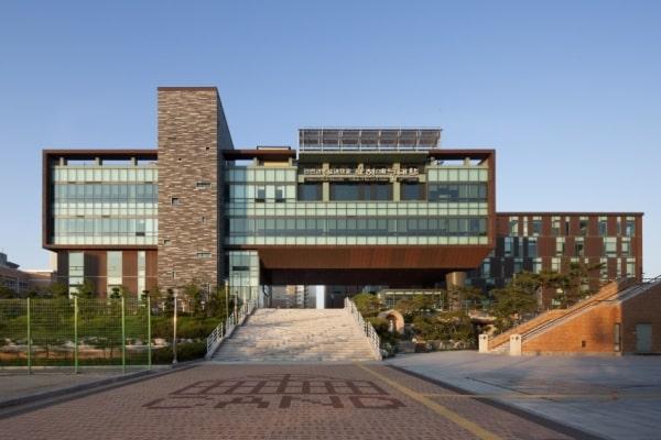 Cơ sở đầu tiên của Incheon Catholic University