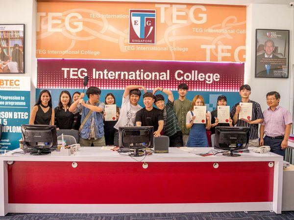 Cùng tham khảo thông tin chi tiết về cao đẳng Quốc tế TEG nhé!