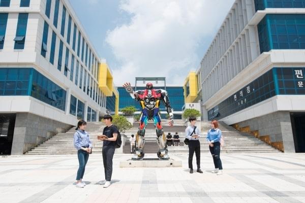 Cùng tham khảo thông tin chi tiết về đại học Yoo Won nhé!