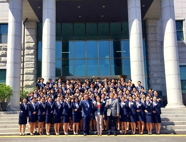 Cùng tham khảo thông tin chi tiết về cao đẳng Du lịch Hàn Quốc nhé!