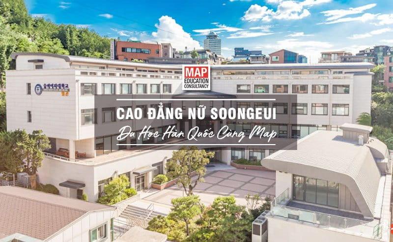 Du học Hàn Quốc cùng MAP - Trường cao đẳng Nữ Soongeui Hàn Quốc