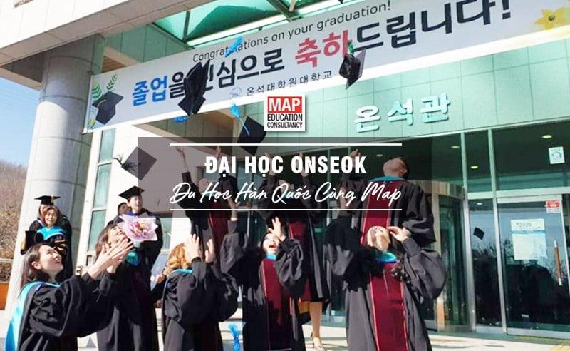 Du học Hàn Quốc cùng MAP - Trường đại học Onseok Hàn Quốc