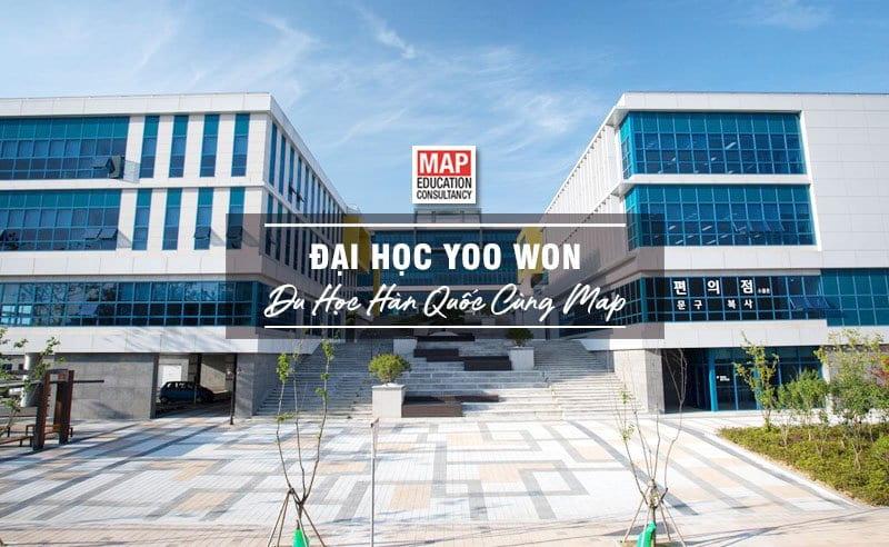 Du học Hàn Quốc cùng MAP - Trường đại học Yoo Won Hàn Quốc