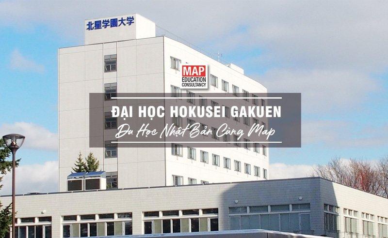Du học Nhật Bản cùng MAP - Trường đại học Hokusei Gakuen Nhật Bản