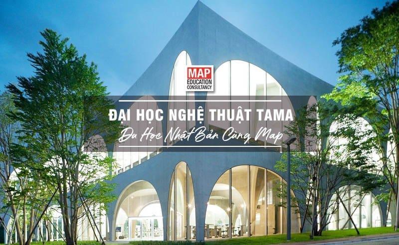 Du học Nhật Bản cùng MAP - Trường đại học Nghệ thuật Tama Nhật Bản