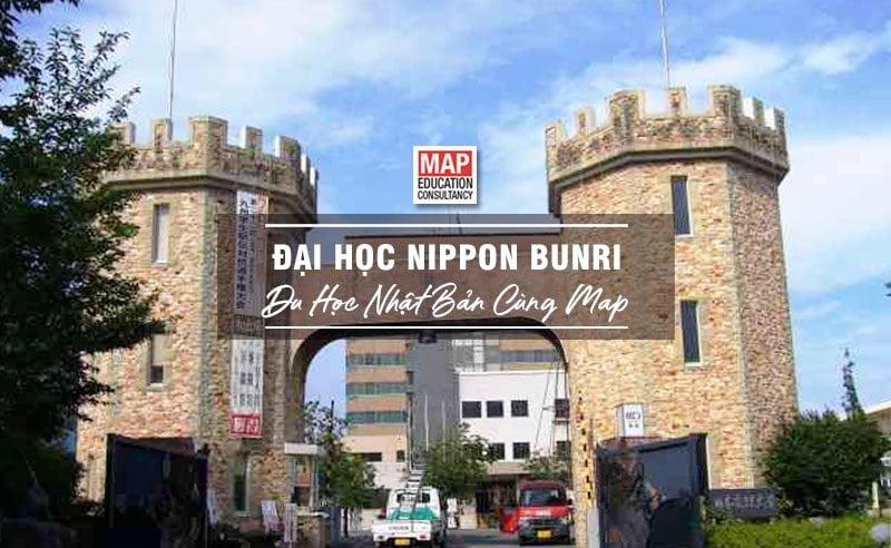 Du học Nhật Bản cùng MAP - Trường đại học Nippon Bunri Nhật Bản