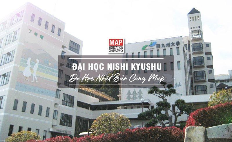 Du học Nhật Bản cùng MAP - Trường đại học Nishikyushu Nhật Bản