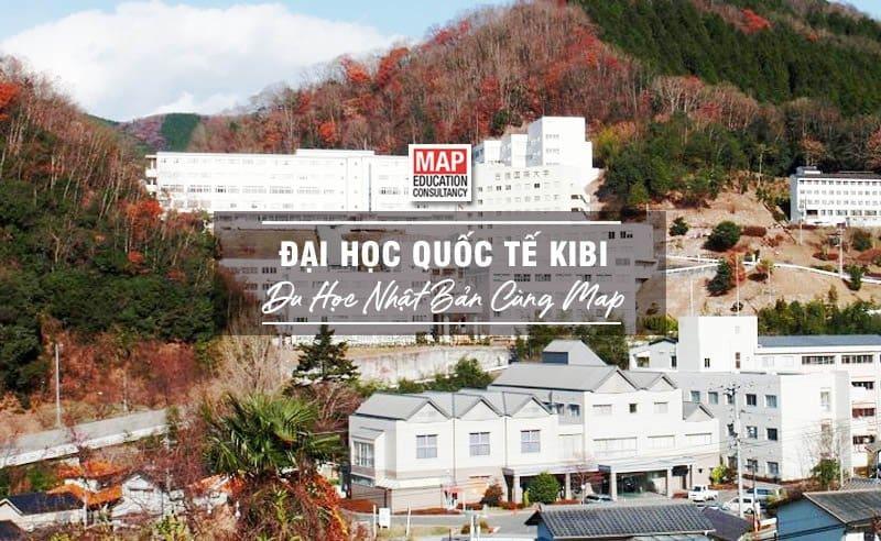 Du học Nhật Bản cùng MAP - Trường đại học Quốc tế Kibi Nhật Bản