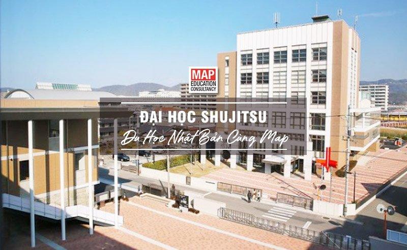 Du học Nhật Bản cùng MAP - Trường đại học Shujitsu Nhật Bản
