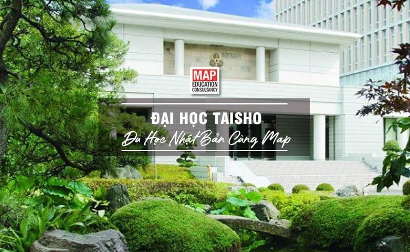 Du học Nhật Bản cùng MAP - Trường đại học Taisho Nhật Bản