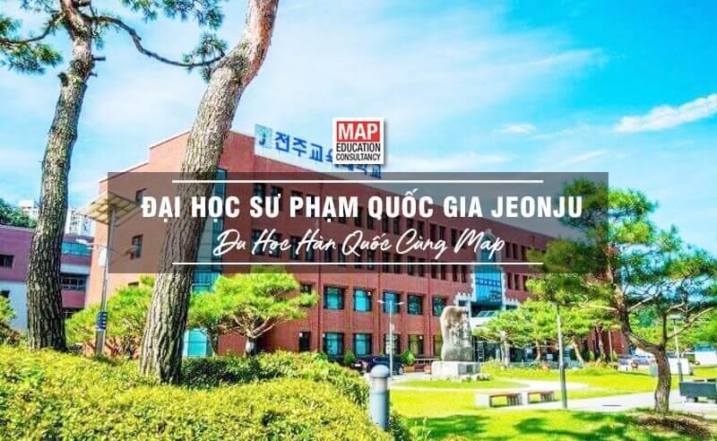Đại Học Sư Phạm Quốc Gia Jeonju – TOP 5 Đại Học Sư Phạm Hàn Quốc