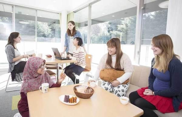 Khu ký túc xá quốc tế thuộc đại học Reitaku