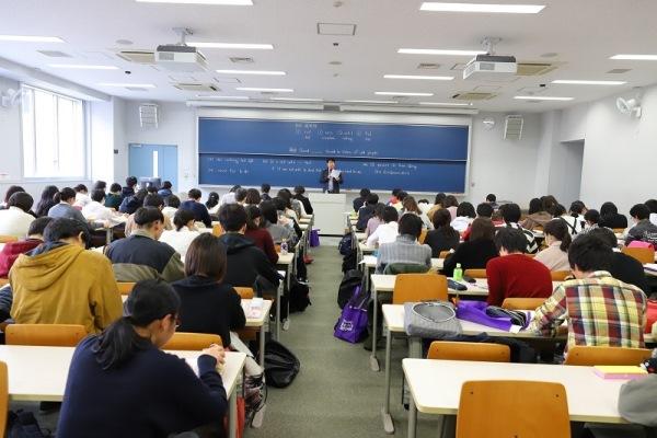 Kỳ thi nhập học tại trường