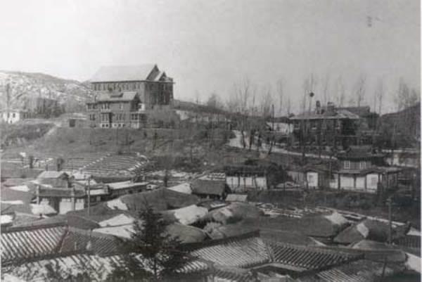 Methodist Theological University vào những năm 1910
