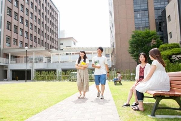 Môi trường học tập lý tưởng tại đại học Nakamura Gakuen