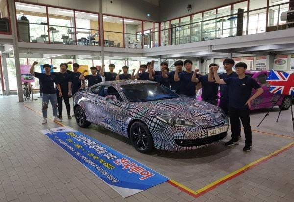 Ngành ô tô luôn thu hút nhiều sinh viên