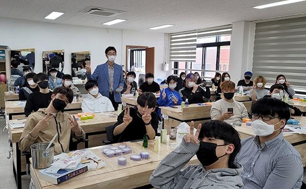 Nhiều học bổng hấp dẫn tại cao đẳng Tỉnh Gyeongbuk