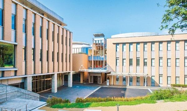 Shukutoku University với lịch sử đào tạo hơn 56 năm