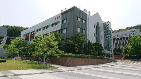 Thư viện Đại học Sư phạm Quốc gia Gyeongin tại cơ sở Incheon