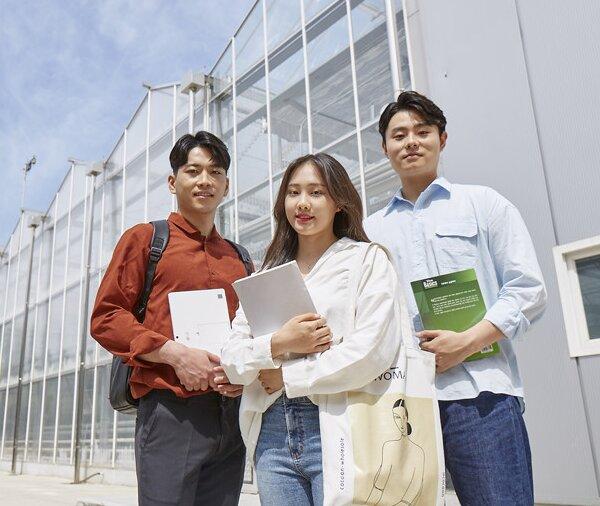 Sinh viên Đại học Nông Nghiệp Yonam