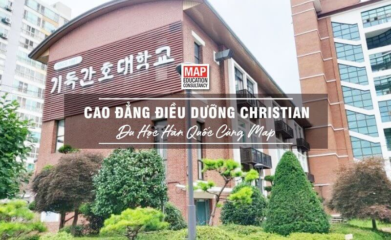 Trường Cao đẳng Điều dưỡng Christian Hàn Quốc