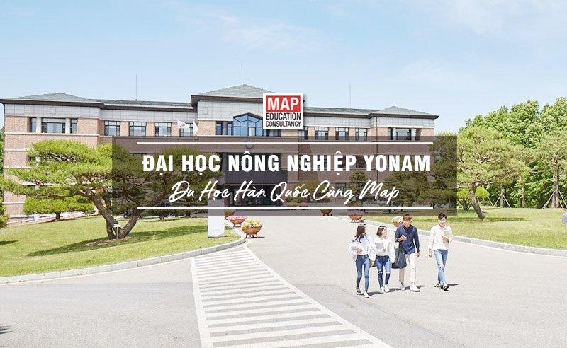 Du học Hàn Quốc cùng MAP - Đại học Nông Nghiệp Yonam Hàn Quốc