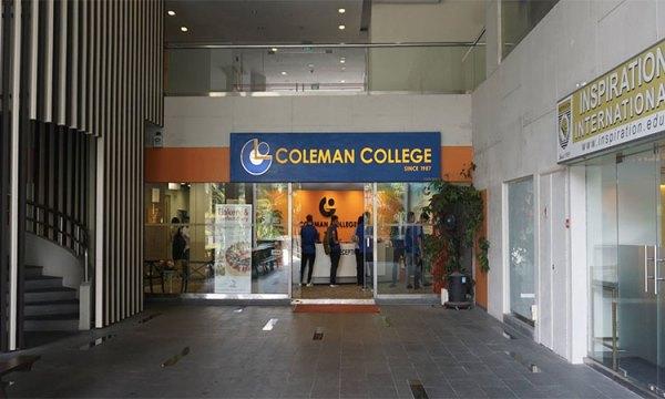 Coleman College hơn 34 năm đào tạo