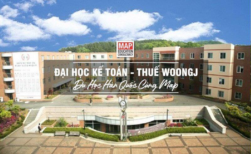 Đại Học Kế Toán - Thuế Woongji – TOP 5 Trường Kế Toán - Thuế Tại Hàn Quốc