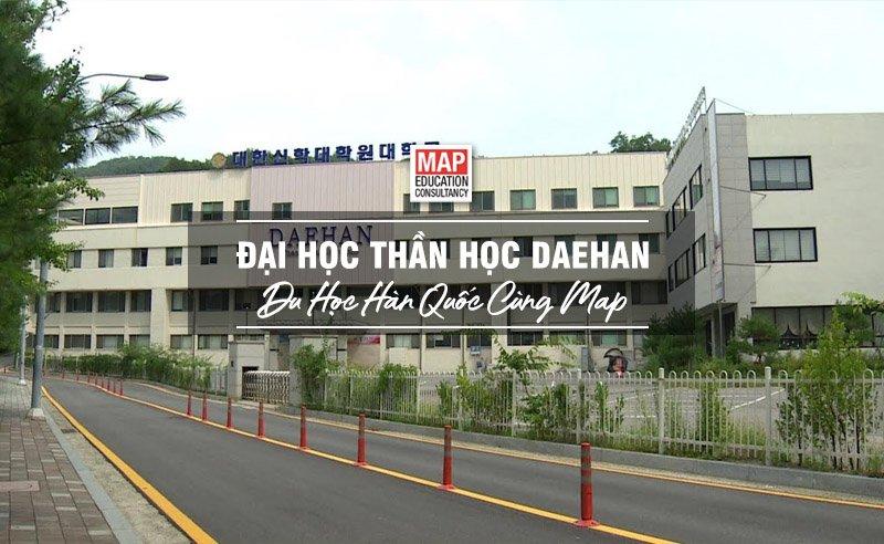 Cùng du học MAP khám phá Đại học Thần Học Daehan