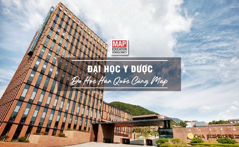 Cùng du học MAP khám phá Đại học Y Dược Hàn Quốc