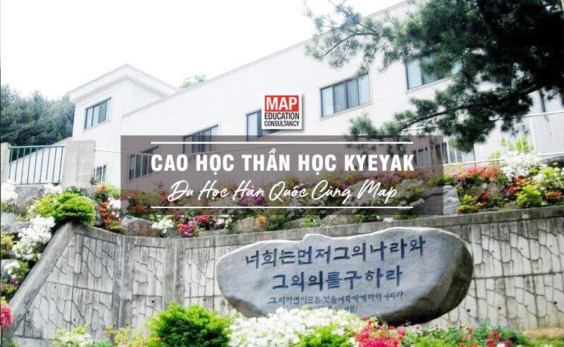 Cao Học Thần Học Kyeyak – Ngôi Trường Thần Học Hàng Đầu Tại Gyeonggi