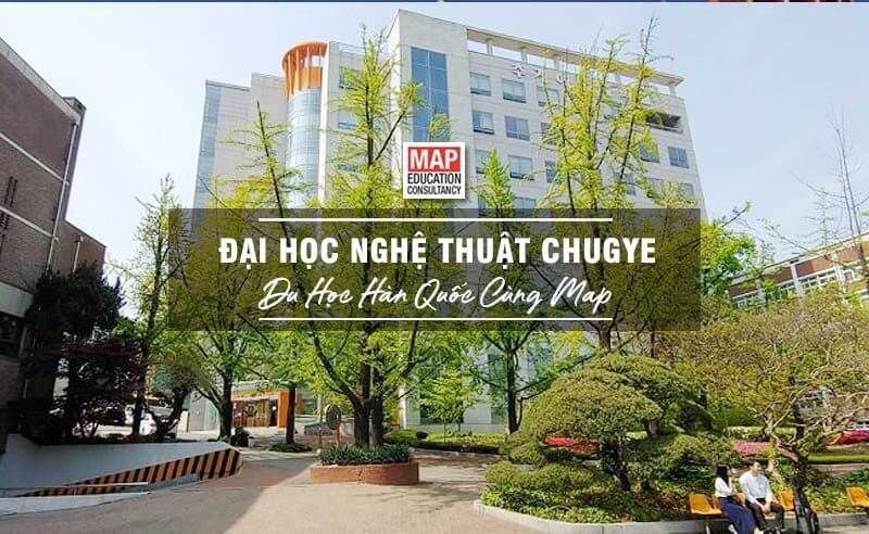 Đại Học Nghệ Thuật Chugye – TOP 3 Trường Nghệ Thuật Hàn Quốc