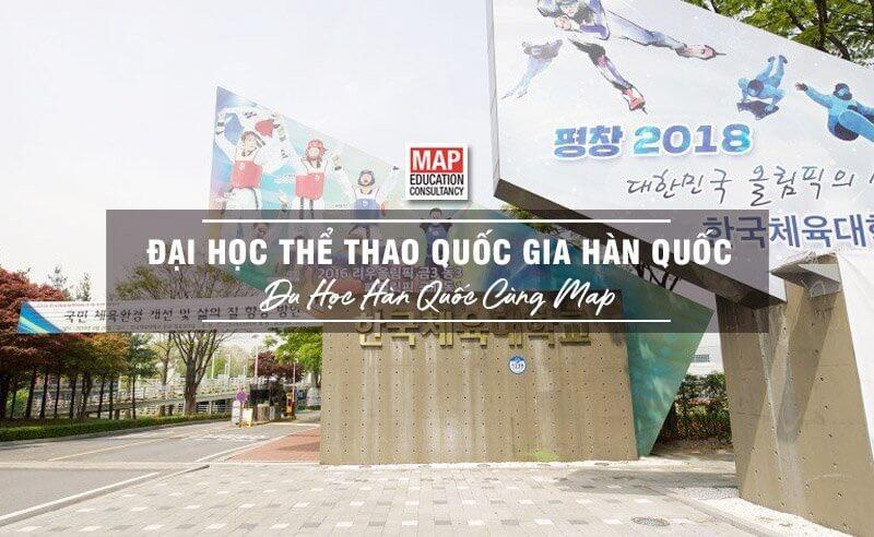 Đại Học Thể Thao Quốc gia Hàn Quốc – TOP 3 Trường Thể Dục Thể Thao