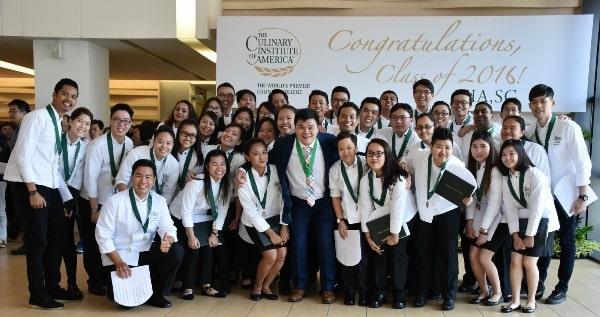 Cùng tham khảo thông tin chi tiết về học viện Ẩm thực Hoa Kỳ Singapore nhé!