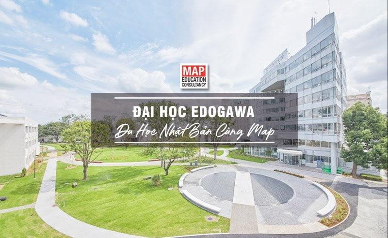 Du học Nhật Bản cùng MAP - Trường đại học Edogawa Nhật Bản