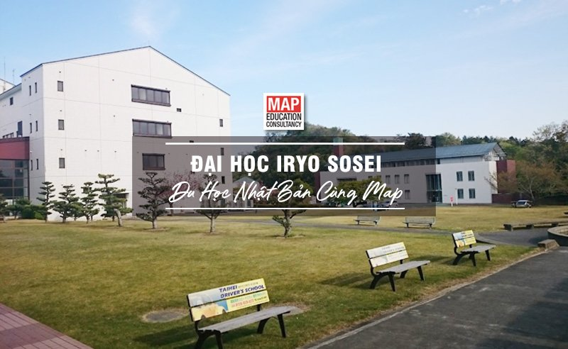 Du học Nhật Bản cùng MAP - Trường đại học Iryo Sosei Nhật Bản