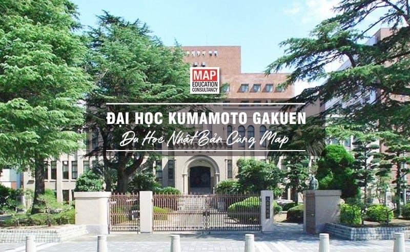 Đại Học Kumamoto Gakuen Nhật Bản - Trường Tư Thục Hàng Đầu Tại Kumamoto