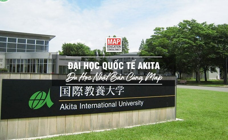 Đại Học Quốc Tế Akita Nhật Bản – Ngôi Trường Đào Tạo Hoàn Toàn Bằng Tiếng Anh