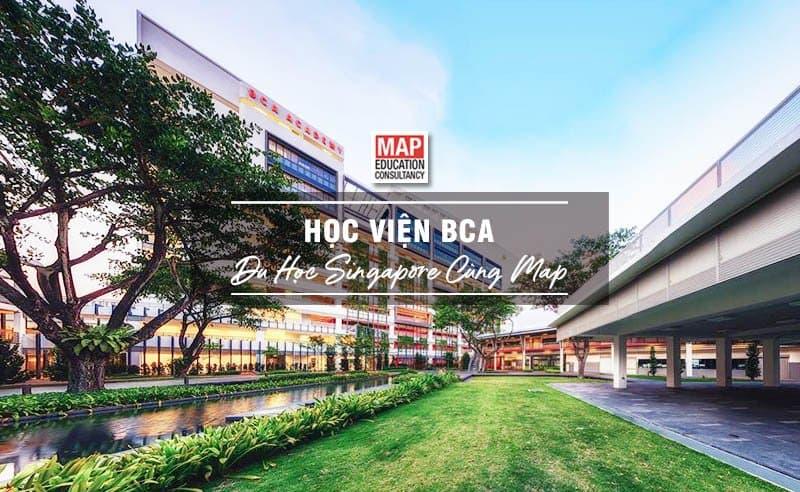 Học Viện BCA Singapore - Trường Nghề Công Lập Uy Tín