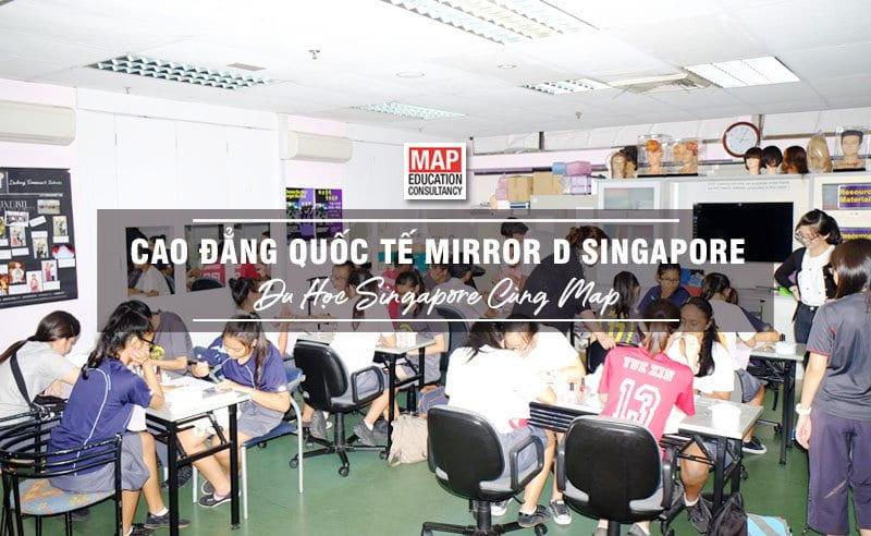 Cao Đẳng Quốc Tế Mirror D Singapore - Trường Làm Đẹp Uy Tín